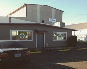 Dispensary NE Portland